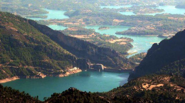 Oymapınar Barajı ve Hidroelektrik Santrali
