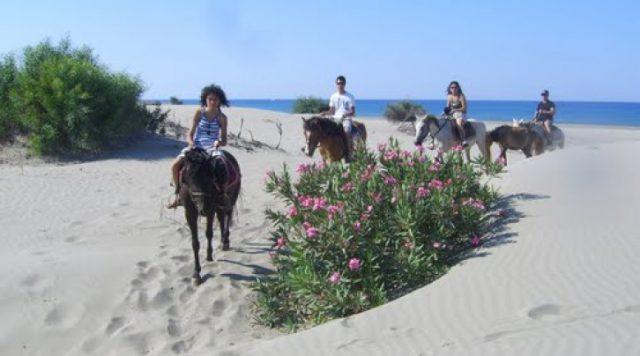 Patara Plajı At Binme Turu