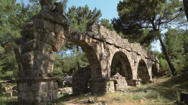 Phaselis Antik Kenti