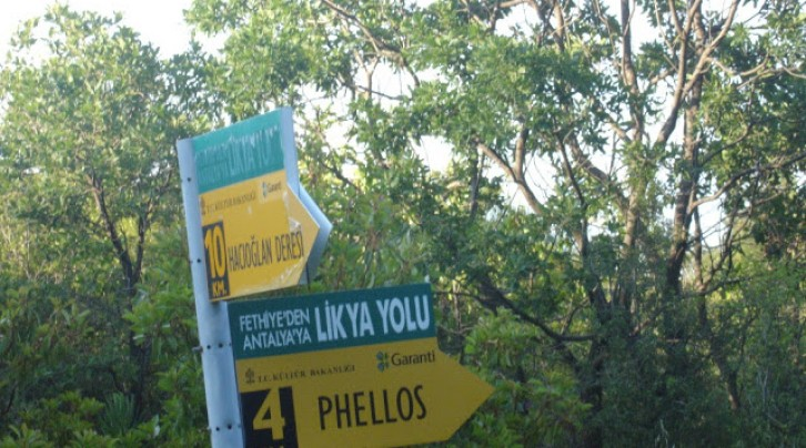 Phellos Antik Kenti
