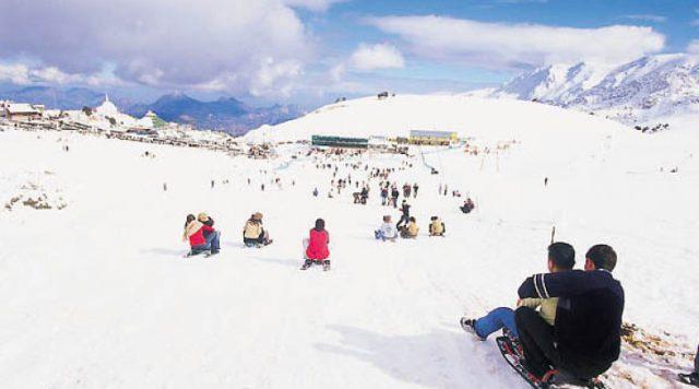 Saklıkent Kayak Merkezi
