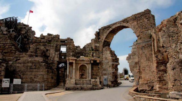 Side Antik Kenti