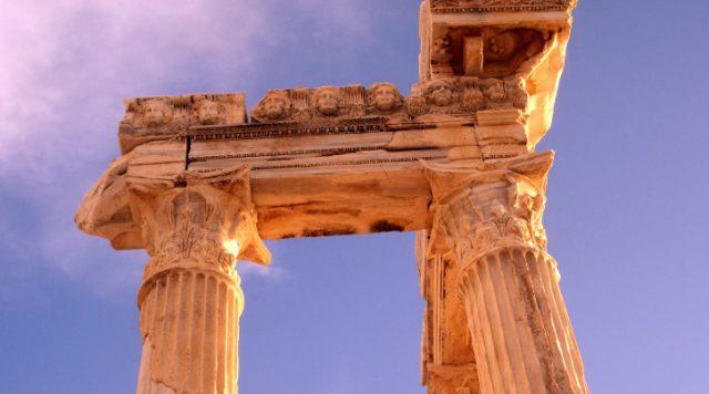 Side Apollon ve Athena Tapınağı