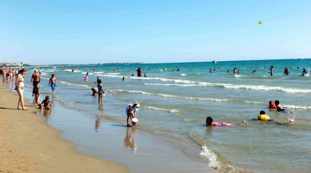 Side Küçük Plaj