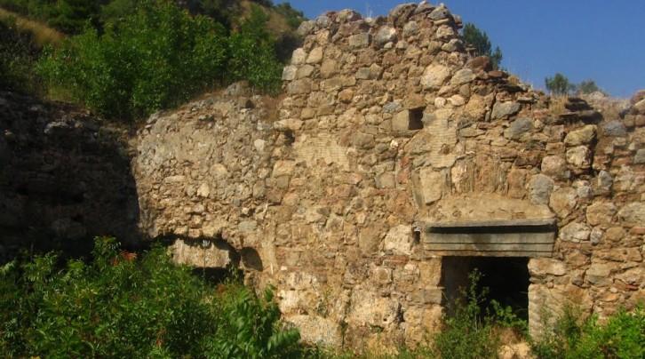 Syedra Kalesi