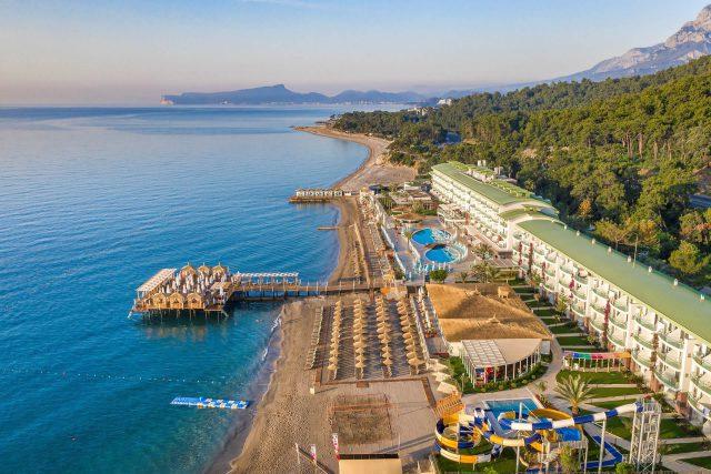 Antalya' nın Kemer İlçesi
