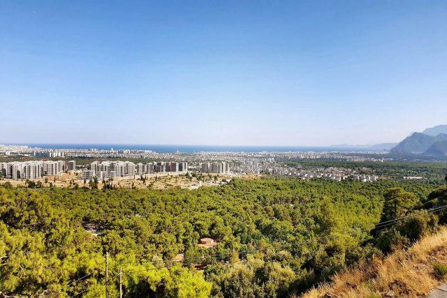 Antalya' nın Kepez İlçesi
