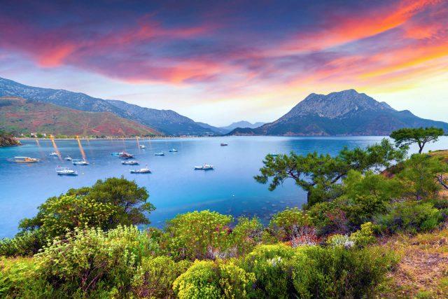 Antalya' nın Kumluca İlçesi