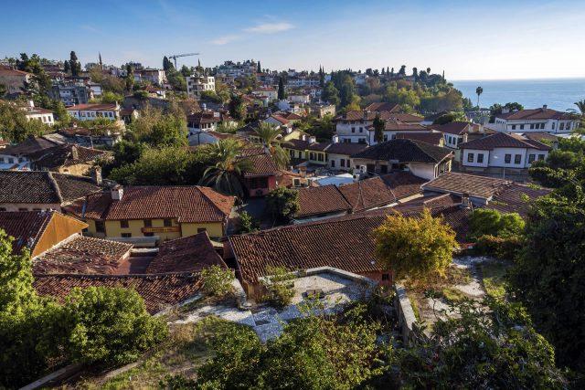 Antalya' nın Muratpaşa İlçesi