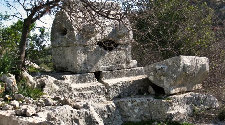 Tyberissos Antik Kenti
