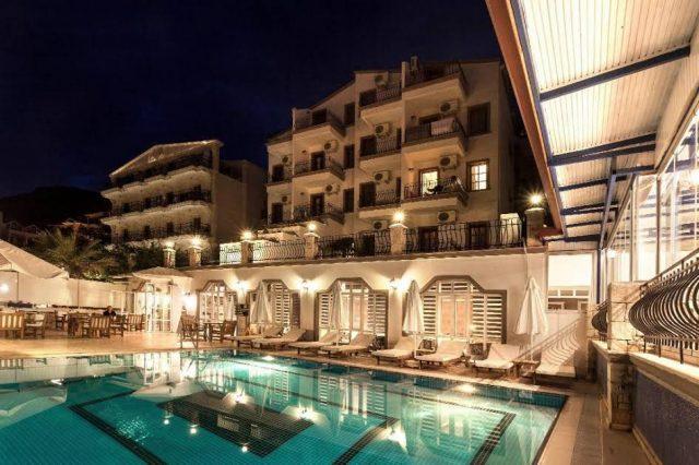 Cappari Aqua Princess Hotel