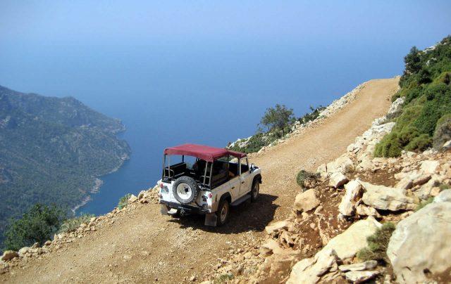 Jeep İle Likya Yolu