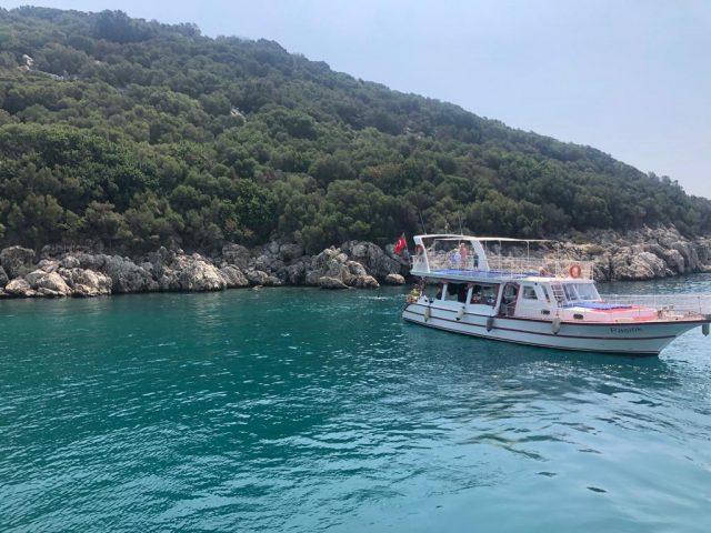 Antalya Tüplü Dalış Turu